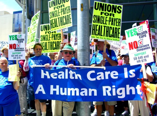 Health Care Is a Right